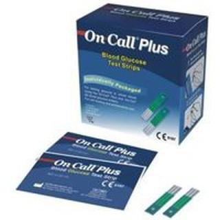 Que thử đường huyết on call plus