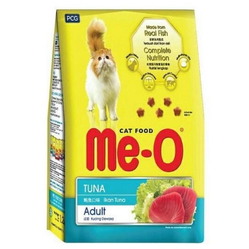 Thức Ăn Mèo Me-O Cá Ngừ 1.2Kg