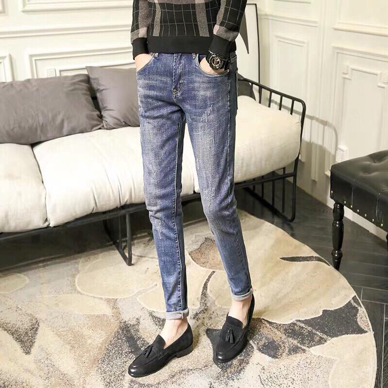 ❤️Quần Jean Nam Chất Đẹp Cá Tính ❤️   Quần bò nam    quần jeans nam thời trang   Quần nam MS71