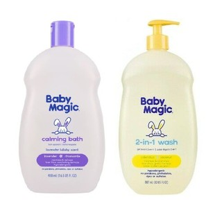 Tắm gội Baby Magic Lavender - Sweet Buttercup 887ML thumbnail