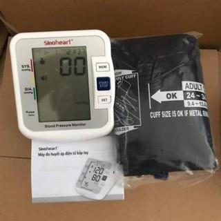 Máy đo huyết áp bắp tay Sinoheart - Sinocare ( BH 3 năm 1 đ thumbnail