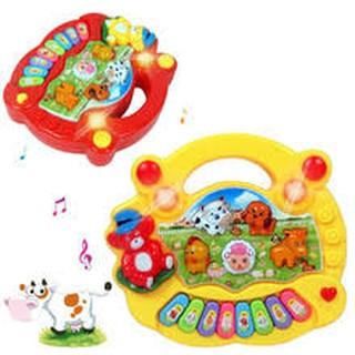 Đàn piano nông trại cho bé