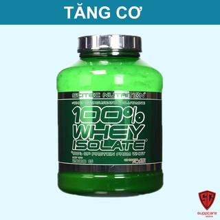 Whey Whey Protein Isolate Scitec - Sữa Tăng Cơ Không Tăng Mỡ 2kg - Chính Hãng - SUPPCARE thumbnail