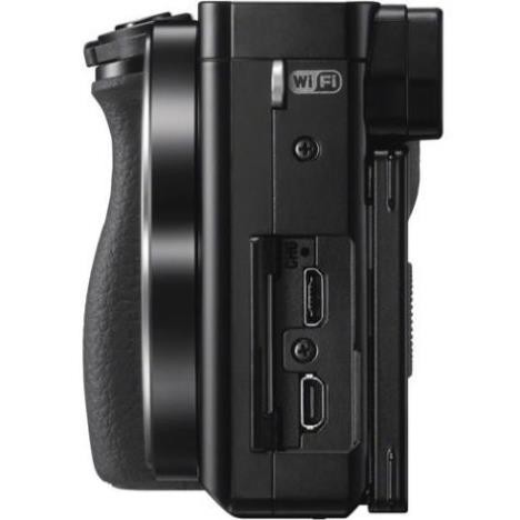 Máy ảnh Sony Alpha a6000 Mirrorless + 16-50mm Lens (Black )(Buôn/sỉ)