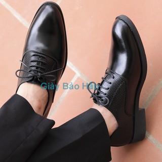 Giày Tây Nam Công Sở Da Mềm ( Đế Khâu ) - Mã CS89-2PVC.