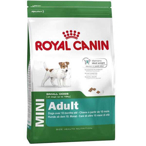 Thức ăn khô cho chó sx tại Pháp Mini Adult