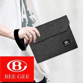 ( FREE SHIP 50K ) Túi đeo chéo mini nam nữ unisex thời trang Hàn quốc có thể làm bóp ví cầm tay BEE GEE 094 thumbnail
