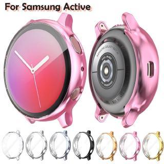 Ốp Silicone Bảo Vệ Cho Đồng Hồ Samsung Galaxy Watch Active 2