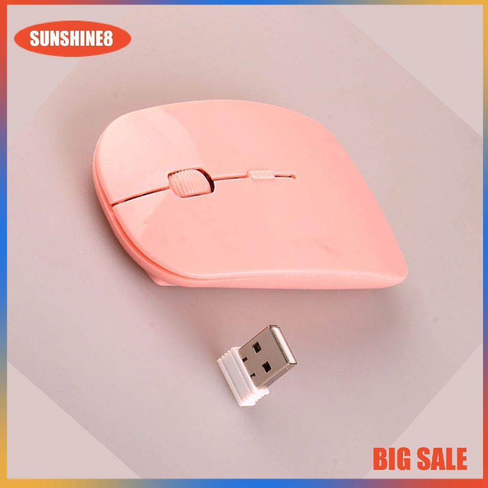 Chuột không dây 2.4 g 10 m 1000dpi cao cấp chuyên dùng cho máy tính