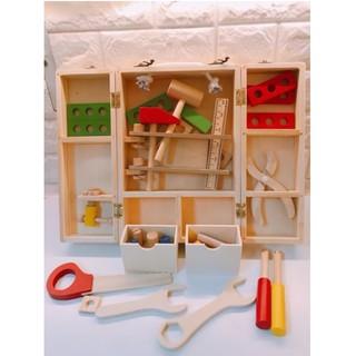 Đồ chơi trẻ em – Bộ lắp ráp khoan mộc