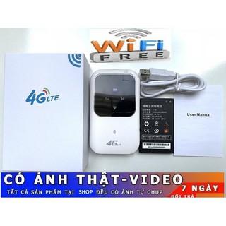 (XẢ LỖ VỐN) Cục phát wifi không dây 4G LTE M80 tốc độ 150Mbps
