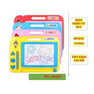Bảng tự xóa, bảng vẽ điện tử thông minh cho bé học vẽ thumbnail