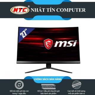 Màn hình máy tính LCD 27inch cong tràn viền MSI Optix MAG271C chuẩn FullHD 1080p 144Hz (Đen) thumbnail
