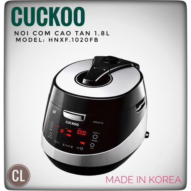 Hàng chính hãng - Nồi cơm áp suất Hàn Quốc điện từ CUCKOO CRP-HNXF1020FB - 3280628 , 537717209 , 322_537717209 , 7150000 , Hang-chinh-hang-Noi-com-ap-suat-Han-Quoc-dien-tu-CUCKOO-CRP-HNXF1020FB-322_537717209 , shopee.vn , Hàng chính hãng - Nồi cơm áp suất Hàn Quốc điện từ CUCKOO CRP-HNXF1020FB