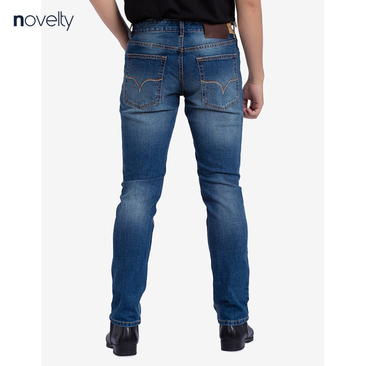 Quần Jeans dài nam Novelty NQJMMTNCSI1701160
