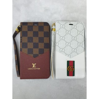 Bao Da LV GC Cho Iphone 6 Plus / 7 Plus / 8 Plus