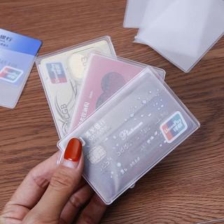 Sỉ 150 Vỏ bọc thẻ atm, bao túi đựng thẻ sinh viên, nhân viên, học sinh, name card, card visit, CMND, căn cước công dân