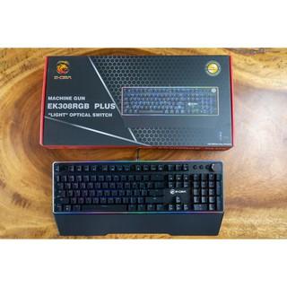 Bàn phím cơ quang E-Dra EK308 RGB Plus