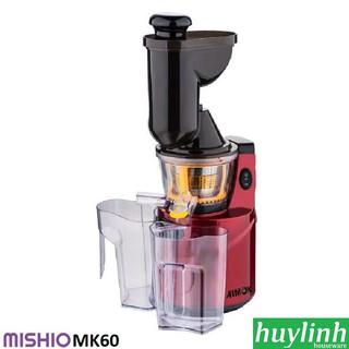[Mã ELMSDAY giảm 6% đơn 2TR] Máy ép trái cây tốc độ chậm Mishio MK60