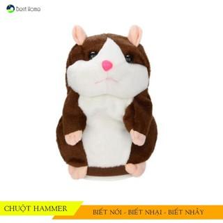 Đồ chơi Chuột Hamster thông minh – Talking Hamster