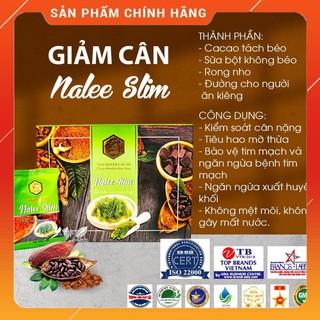 CACAO NALEE SLIM Giảm Cân Nhanh - An Toàn [Chính Hãng] thumbnail