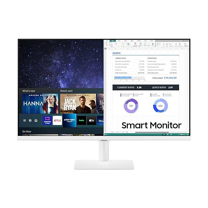 Màn Hình Thông Minh Samsung LS27AM501NEXXV 27 inch