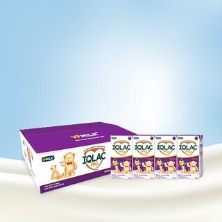 Sữa Bột Pha Sẵn VPMilk IQLac Pro Biếng Ăn – Suy Dinh Dưỡng Premium Hộp 110ml (Thùng 48 Hộp)