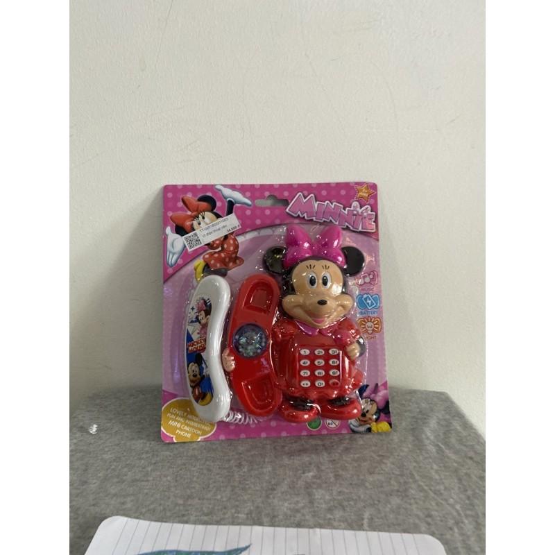 Đồ chơi trẻ em – Vĩ điện thoại văn phòng chuột Mickey