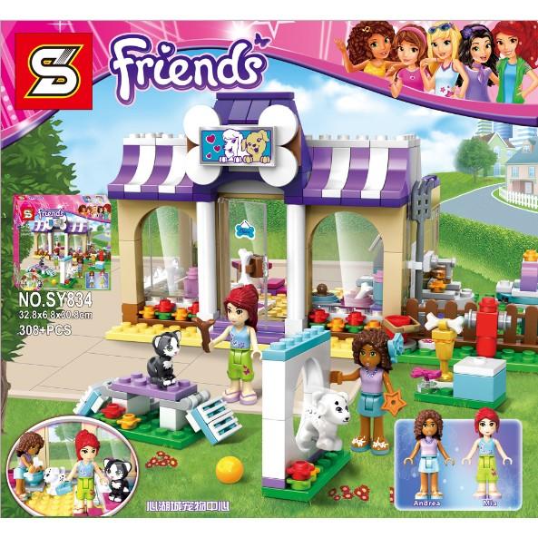 Bộ lắp ghép LEGO CỬA HÀNG THÚ CƯNG của FRIENDS - 2876278 , 191274600 , 322_191274600 , 280000 , Bo-lap-ghep-LEGO-CUA-HANG-THU-CUNG-cua-FRIENDS-322_191274600 , shopee.vn , Bộ lắp ghép LEGO CỬA HÀNG THÚ CƯNG của FRIENDS