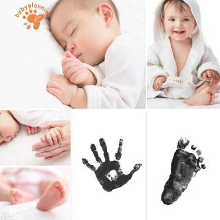 ✈BP✈Baby Care Non-Toxic Handprint Footprint Imprint Kit Casting Infant Clay Toy