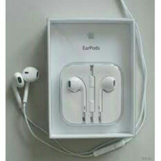 tai nghe iphone chính hãng- tai nghe earpod zin