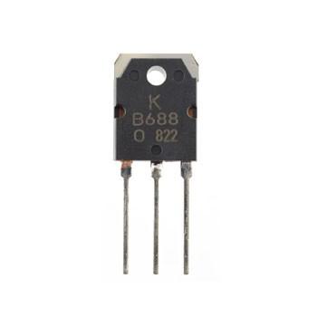 Transistor B688 chân cắm hàng tháo máy