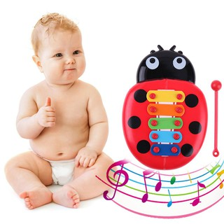 Baby Baby Insect Hand Playing Piano Early Education Music Instrument Toys Gifts