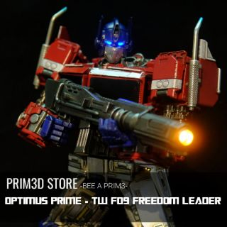 Mô hình Optimus Prime – Toy World F09 Freedom Leader