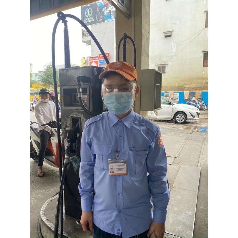 Kính Chống gọt bắn😷HIỆU QUẢ😷 bảo hộ che hết mặt FACE SHIELD phòng chống tiếp xúc qua đường hô hấp