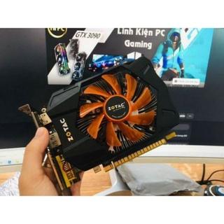 Card màn hình Zotac 750ti 1GB ddr5 thumbnail