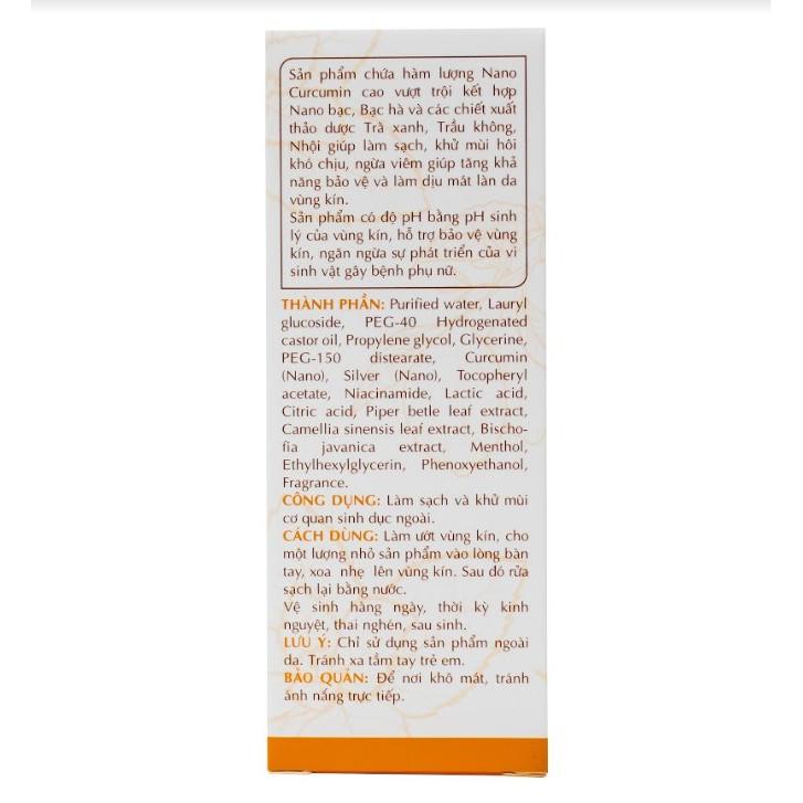 Dung dịch vệ sinh phụ nữ Cenota cỏ mộc 150ml