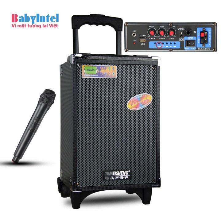 Yêu thíchLoa Karaoke Bluetooth cao cấp TEMEISHENG A8-2T