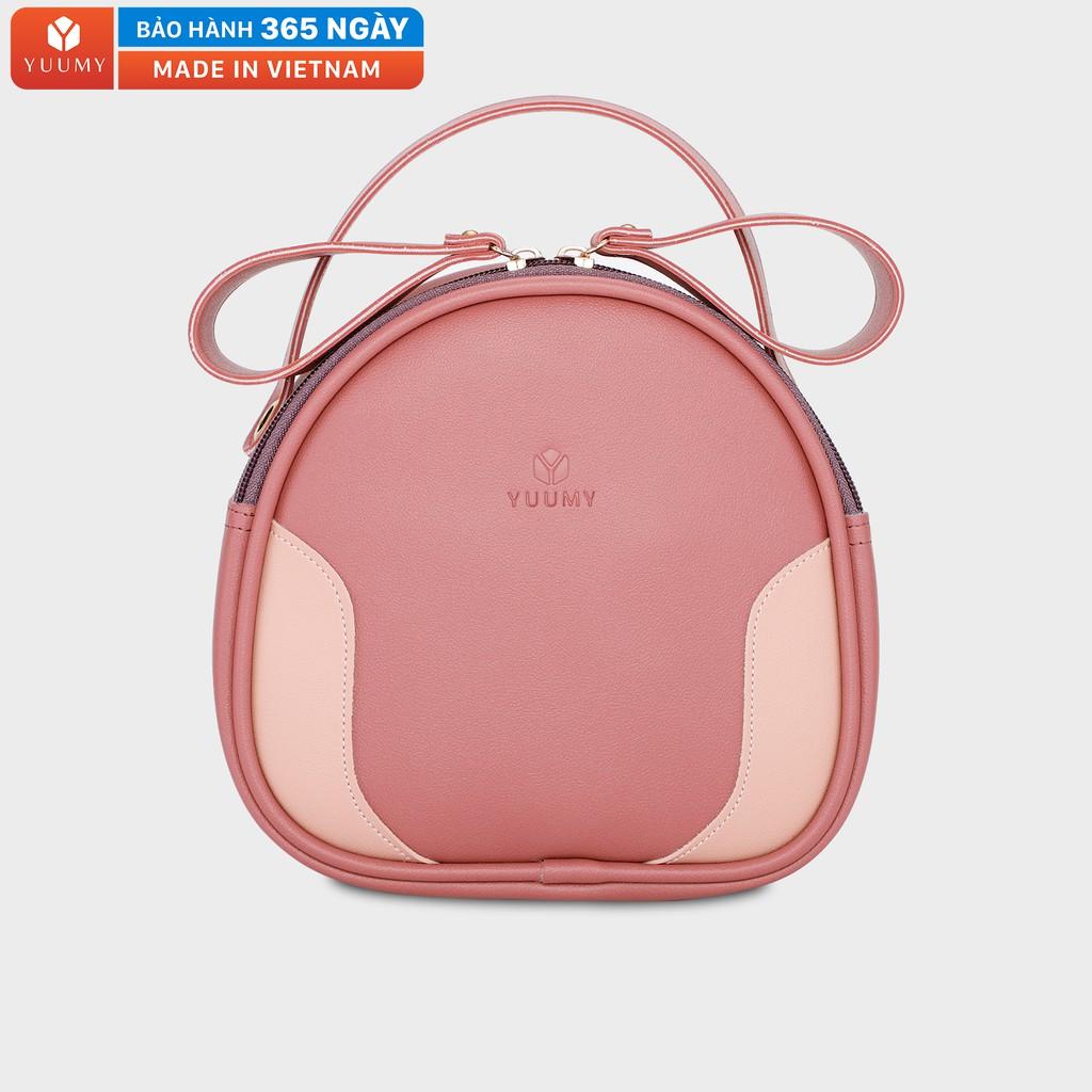 Túi đeo chéo thời trang nữ YUUMY YN68 nhiều màu