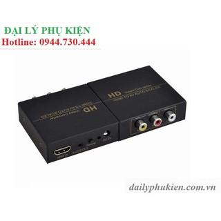 Bộ chuyển HDMI sang AV FJ-HA1308