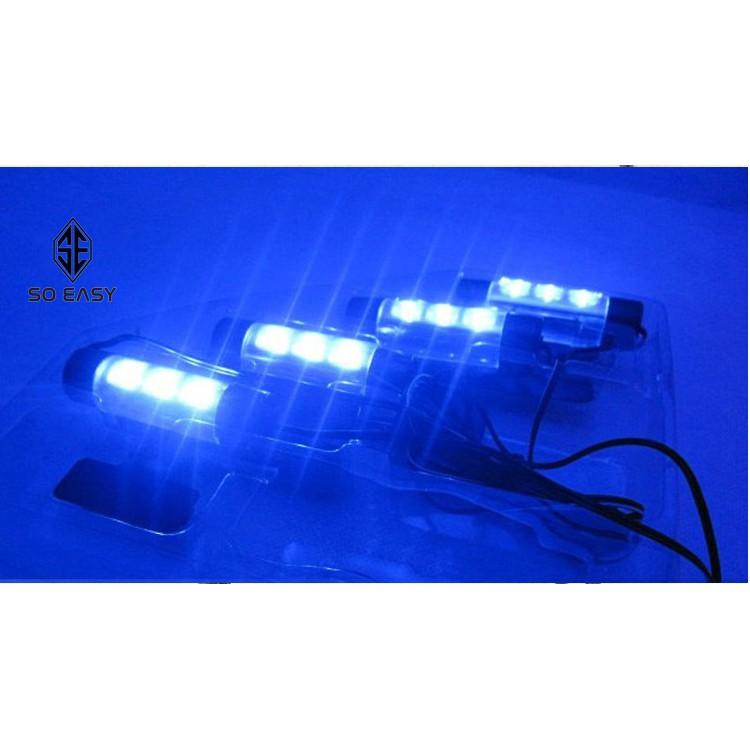 Bộ combo 4 Đèn LED chiếu sáng trang trí gầm ghế, chân thắng, ô tô, xe hơi, xe tải màu xanh dương _ L - 3351703 , 708011908 , 322_708011908 , 129000 , Bo-combo-4-Den-LED-chieu-sang-trang-tri-gam-ghe-chan-thang-o-to-xe-hoi-xe-tai-mau-xanh-duong-_-L-322_708011908 , shopee.vn , Bộ combo 4 Đèn LED chiếu sáng trang trí gầm ghế, chân thắng, ô tô, xe hơi, xe