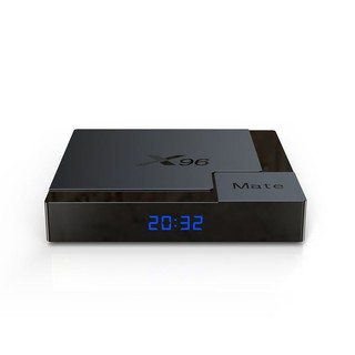 ANDROID TV BOX X96 MATE – HỆ ĐIỀU HÀNH 10, RAM 4GB, ROM 32GB, ALLWINNER H616