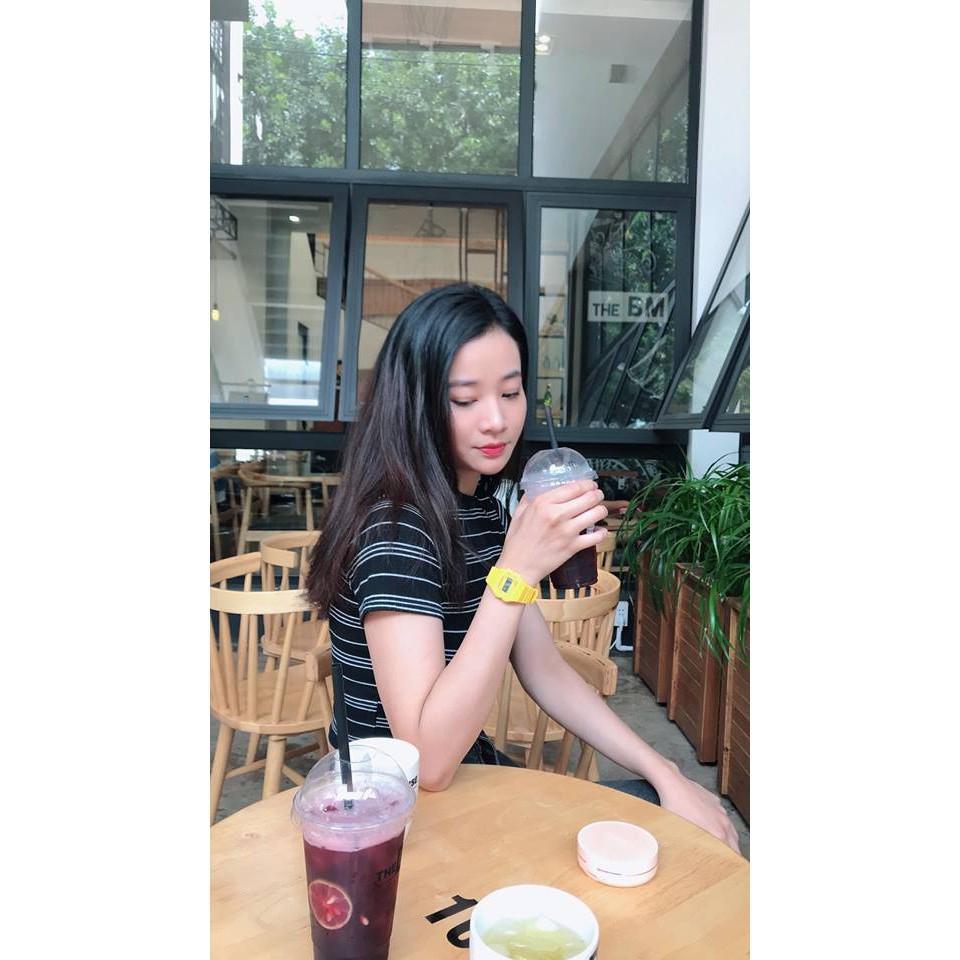 Đồng Hồ Điện Tử Thời Trang Nam-Nữ Water Resist DH11