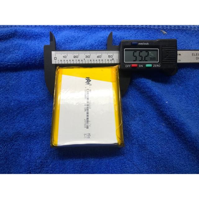 Pin Li-Po 5000mAh 955565 37w 3.7v hàng SỊN XÒ CHO AE DIY
