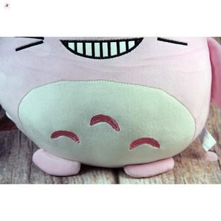 [AN TOÀN]Gấu Oenpe Totoro hồng đáng yêu