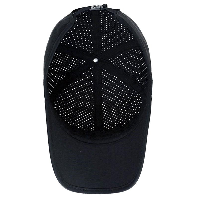 Mũ lưỡi trai in chữ sport dạng lưới thoáng khí kiểu dáng năng động hợp thời trang