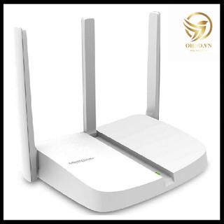 Bộ Thiết Bị Phát Wifi Mercury MW 315R 3 Anten Cục Phát Sóng Wifi 3 Râu Tốc Độ Ổn Định - OHNO VIỆT NAM thumbnail