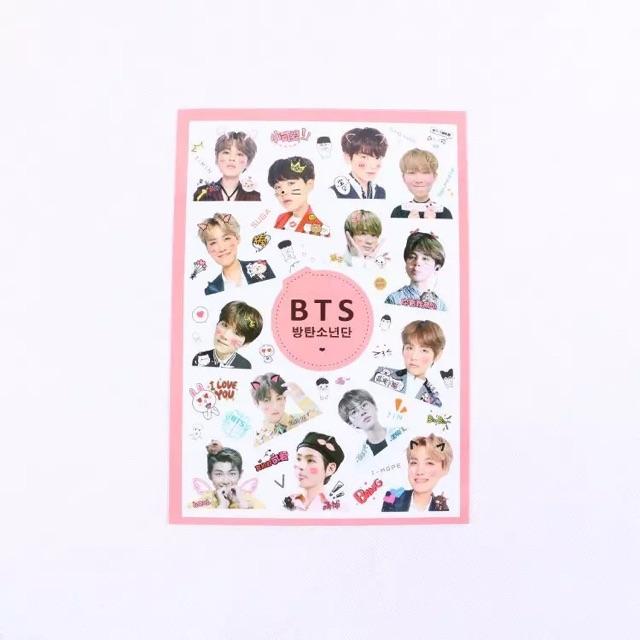 Sticker BTS V Jungkook
