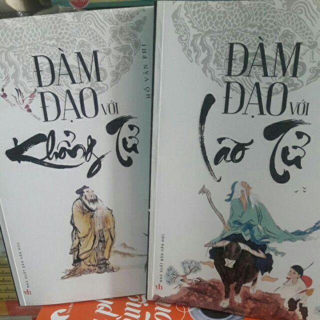 Combo 2 cuốn sách: Đàm đạo với Khổng Tử và Lão Tử - 3235147 , 784942525 , 322_784942525 , 85000 , Combo-2-cuon-sach-Dam-dao-voi-Khong-Tu-va-Lao-Tu-322_784942525 , shopee.vn , Combo 2 cuốn sách: Đàm đạo với Khổng Tử và Lão Tử