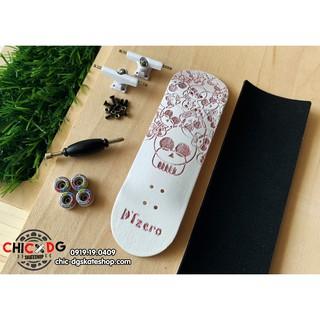 Ván trượt tay gỗ DTZero cực bền, chính hãng bản 1.4 (MỚI)